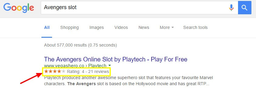 free-slots-seo-rich-snippets-reviews-with-star-rating