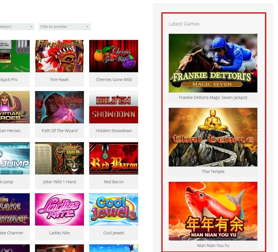 latest-games-sidebar-widget