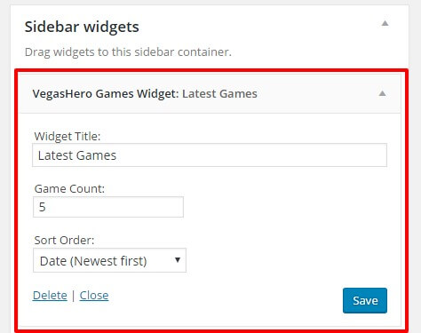 vegashero-games-widget-options