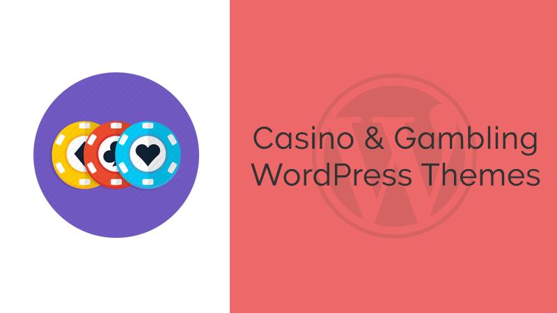 casino gambling wordpress themes for affiliates