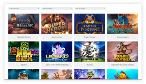 Wordpress Gaming Theme Lobby