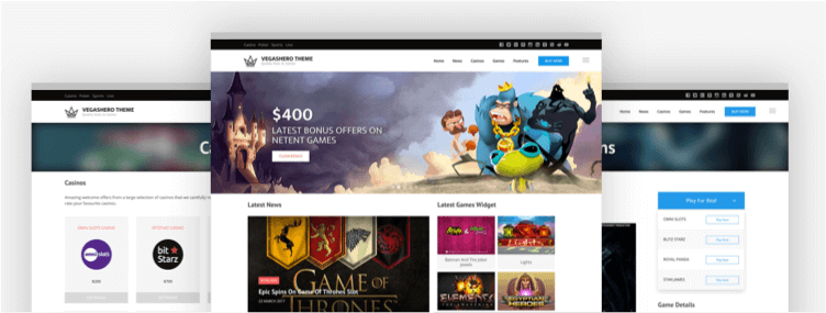 casino wordpress theme