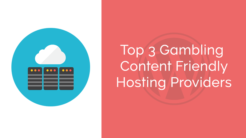 Web hosting for gambling & casino affiliates