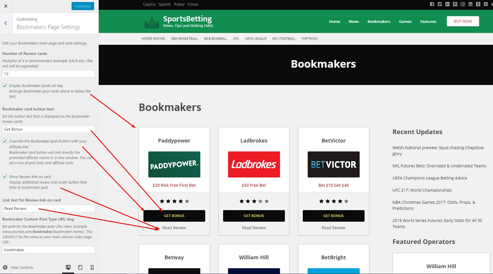 bookmakers-main-page