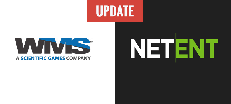 wms netent slots games release 2018