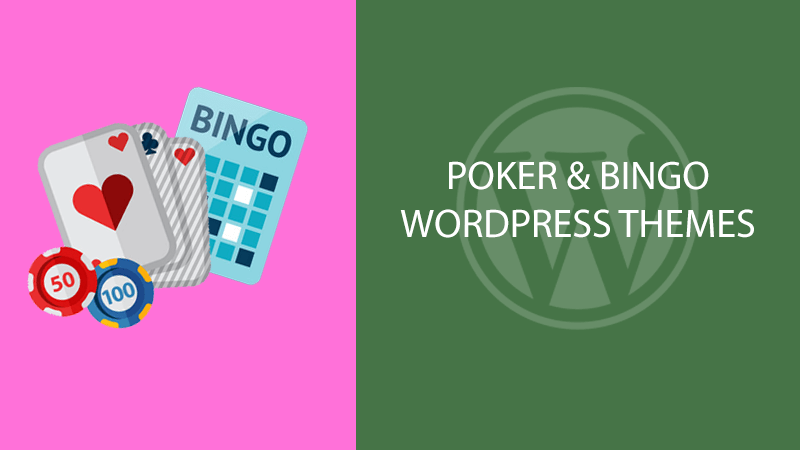 poker & bingo wordpress themes