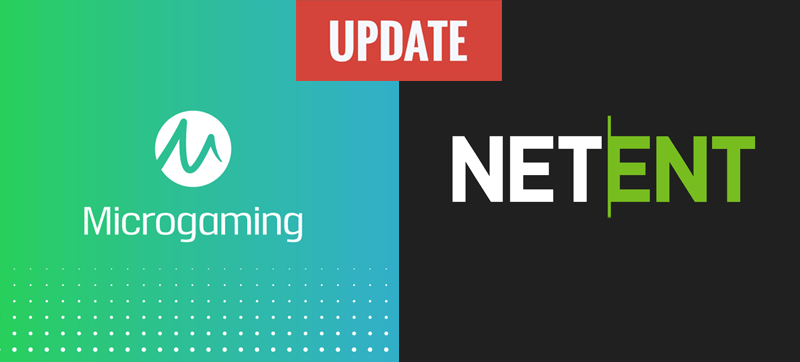 free demo games update Netent and Microgaming